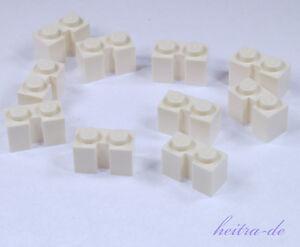 LEGO-10-x-Stein-mit-Nut-1x2-weiss-fuer-Rolltor-Garagentor-4216-NEUWARE