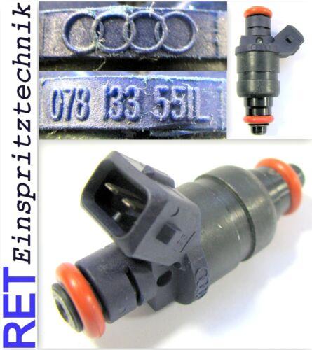 Buse d/'injection 078133551 L Audi 80 a 4 VW PASSAT 2,8 v 6 GENERAL obsolète ORIGINAL