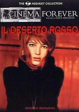 Dvd IL DESERTO ROSSO - (1964) ***Versione Restaurata*** ......NUOVO