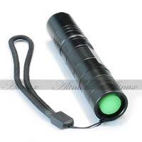 Outdoor Camping Mini CREE Q5 1200 Lumens 18650 LED Flashlight Torch 3 Modes