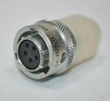 Bendix Mil Spec Circular 5 Pin Connector Part Sa 1122 11 6520