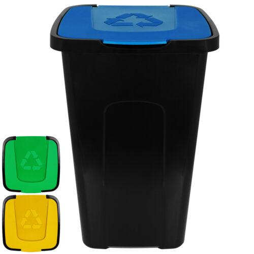 Modern Mülleimer Papierkorb Küche Abfalleimer Mülltonne Abfalltonne