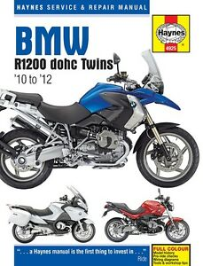 BMW-R1200-DOHC-R1200GS-R1200R-RT-2010-2012-Haynes-Manual-4925-NEW