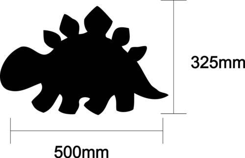 Chalkboard Medium Stegosaurus Dinosaur Blackboard