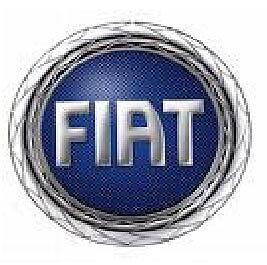Fregio Logo Stemma Emblema Blu Anterore Fiat Strada Dal 2005 /> Diametro 95mm
