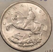 Great Britain Crown, 1935, Silver Jubilee