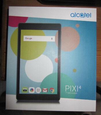 PIXI 4 Android WiFi pollici 7 Tablet Bianco ALCATEL HBq6TIXx