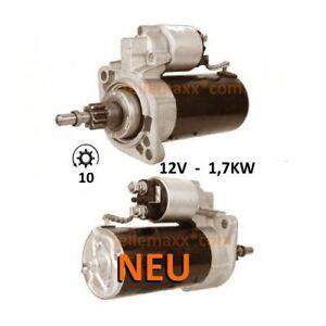 Anlasser-Starter-VW-Passat-1-6TD-1-9-D-TD-0001110031-02A911023B-0986015470