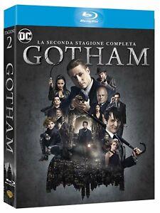 Gotham-Serie-Tv-2-Stagione-Cofanetto-4-Blu-Ray-Nuovo-Sigillato