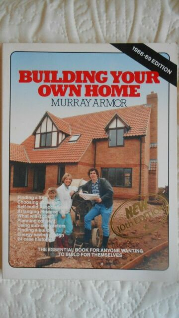 Building Your Own Home by Murray Armor (Paperback, 1988)