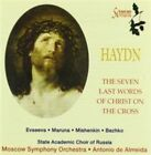 The Seven Last Words of Christ on the Cross von Moscow Symphony Orchestra,Maruna,Evseva (2004)