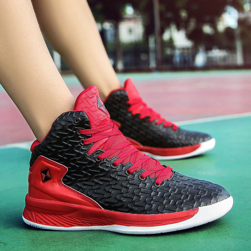 Fashion Men Basketball Sneakers Shoes Sports Outdoor Running Athletic Breathable