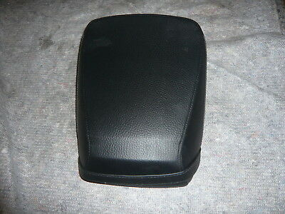 Sozius Sitzbank Leder für Suzuki GSXR1000 2005-2006 K5 BS7 B7.