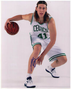 Kelly Olynyk Boston Celtics / Miami Heat Signed Autographed 8x10 Photo