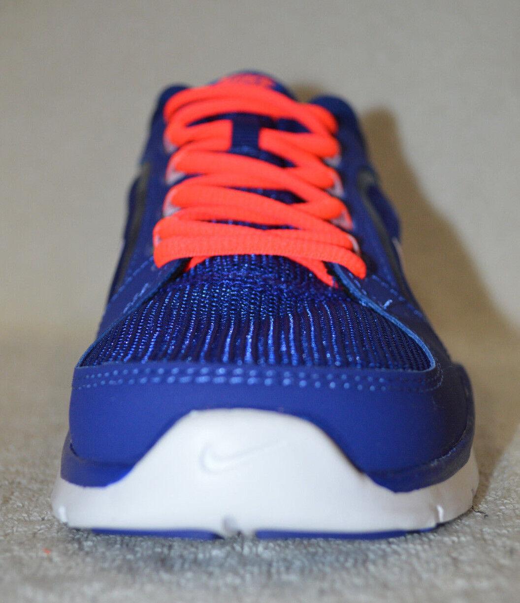 Nike Flex Trainer Cross-Zapatillas 4 Azul lava caliente para mujer Cross-Zapatillas Trainer Zapatos-Talla 6.5 Nuevos Sin Caja 5f76c3