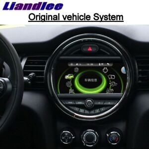 For Mini One Cooper Hatch F55 F56 Navi Idrive Button Gps Navigation