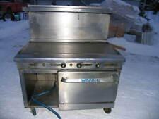 Imperial Ir G48 Xb Restaurant Range Gas 48w 1 48w Griddle 1 Standard