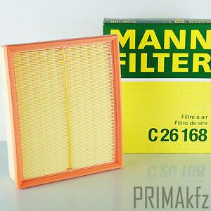 MANN-FILTER-C-26-168-Filtro-aria-AUDI-a4-a6-VW-Passat-3b2-3b3-3b5-3b6-SUPERB-3u4