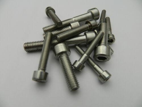 M5//5mm Stainless Steel Socket Cap Screw Allen Bolts
