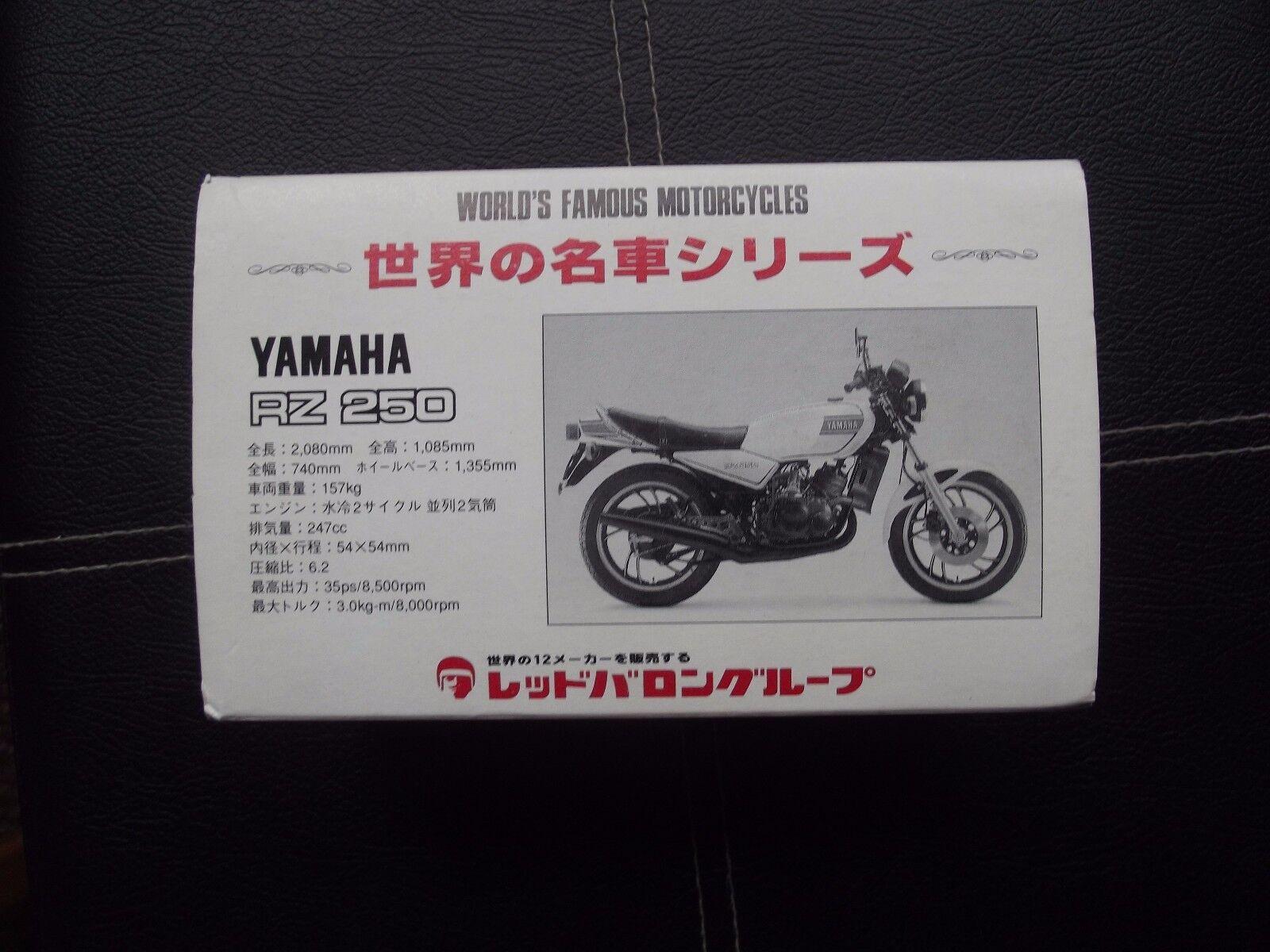 Wolrld bekannte motorräder, yamaha rz250 (rd250) modell   200