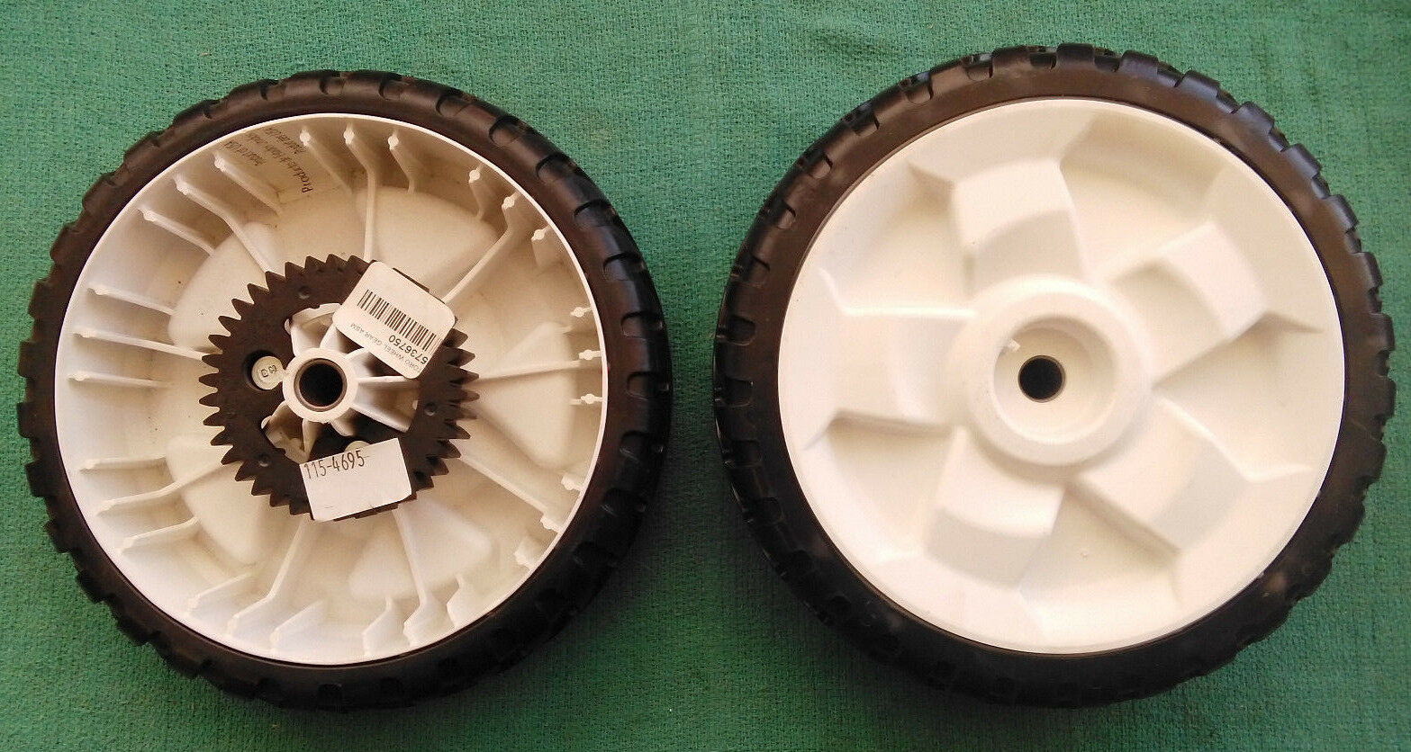 (2) New Genuine TGold OEM Wheel Part   115-4695