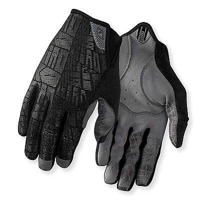 Giro DND MTB/Mountain Bike/Biking/Cycling/Downhill Full Finger Gloves In Black