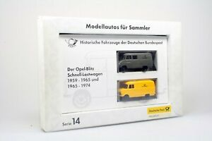 Brekina-006244-serie-14-Opel-Blitz-h0-1-87-en-embalaje-original