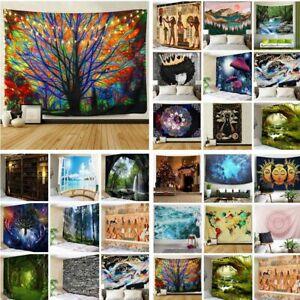 Estados Unidos Stock Hippie Psychedlic Tapiz Colgante Mandala Tapestry Habitación Pared Hogar Deco