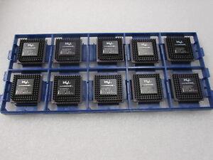 INTEL Overdrive DX20DPR66 SZ935 Vintage CPU, GOLD T
