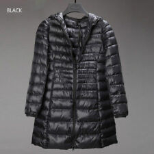 822285875 Moncler Picard Black XL 4 Down Quilted Padded Puffer Biker Coat ...