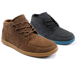 Image is loading Reef-Spiniker-Mid-Mens-Fashion-Casual-Shoes-TBF-