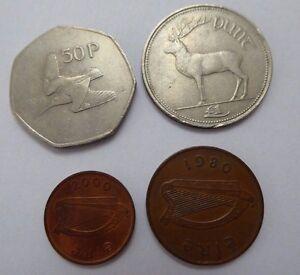 eire coin 2p