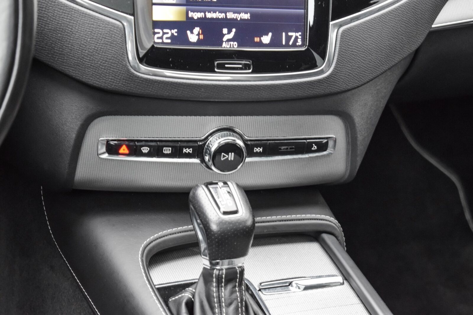 Volvo XC90 2,0 D5 225 R-Design aut. AWD 7prs - billede 11
