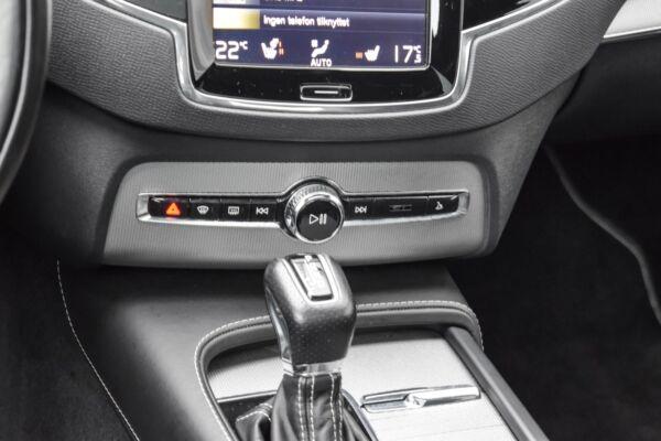 Volvo XC90 2,0 D5 225 R-Design aut. AWD 7prs billede 11