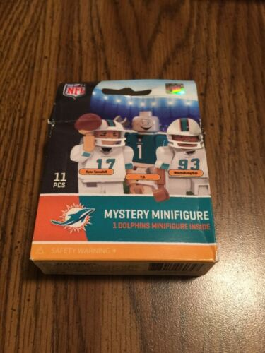 Miami Dolphins OYO Sport mystère Superstars NFL PLAYER Pack NEUF