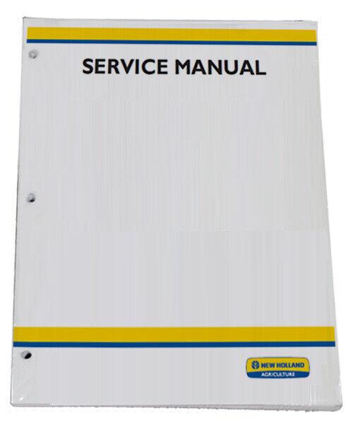 New Holland Ford LGT14D, LGT16D Tractor Service Repair Manual