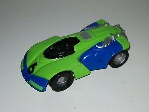 Micro Machines Galoob - LGTI 1994 Radicators Cytrans-6 car (green)very rare.