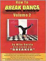 HOW TO BREAK DANCE 2 (Mike Garcia) - DVD - Region Free