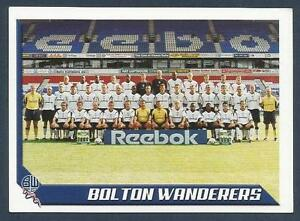 MERLIN-2003-FA-PREMIER-LEAGUE-10TH-EDITION-116-BOLTON-WANDERERS-TEAM-PHOTO