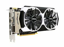 MSI GAMING ARMOR 2X GeForce GTX 960 4GB OC DirectX 12 VR Rdy (GTX 960 4GD5T OC)