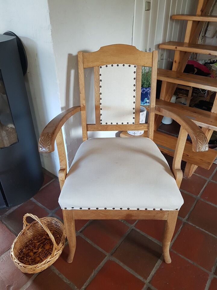 Charmerende gammel stol