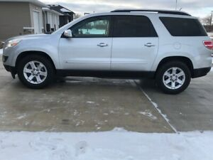2009 Saturn OUTLOOK XE   PKG   8 SEAT SUV, Crossover