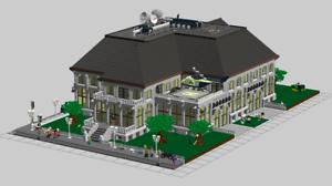Instrucción Personalizado Lego Estación De Policía