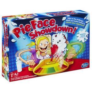 Hasbro C0193 Pie Face Showdown Torten Spiel Gesellschaftsspiel Kinderspiel OVP