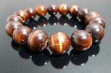 Red Tiger's Eye 12mm Bracelet