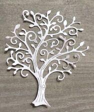 Stanzschablone Cutting Dies Baum Natur filigran geeignet für Big Shot Stanzmasch
