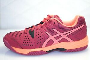 asics womens tennis shoes ebay uk