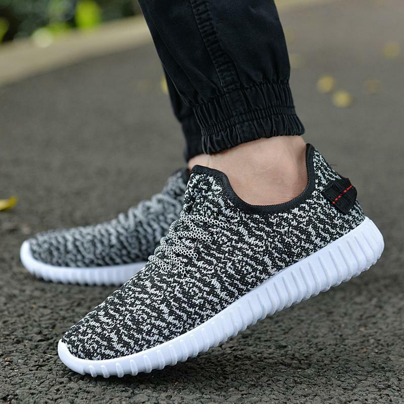 Men's Breathable Sports Casual shoes Athletic Running Sneakers Training Fashion