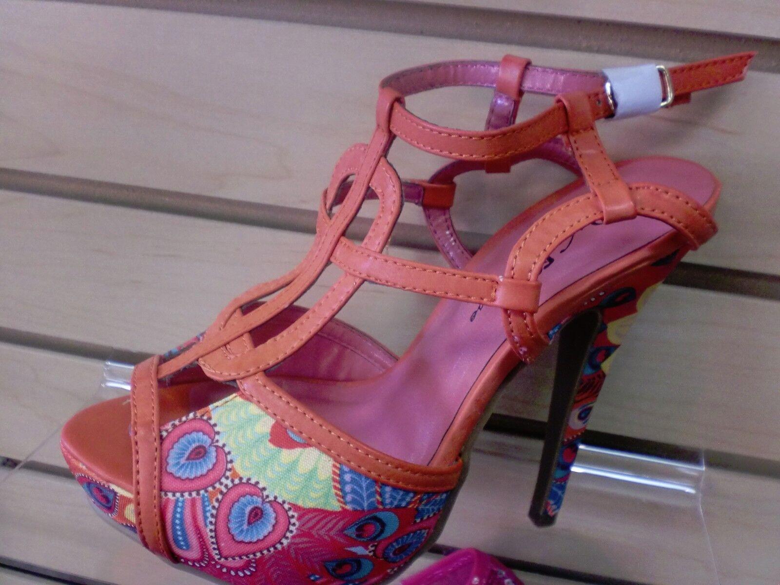 High Colin quality Heels. Wild Rose Colin High 27 d6f9b2