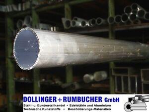 Aluminium Rundrohr AlMgSi05 /Ø 20x1mm L/änge 25mm 2,5cm auf Zuschnitt